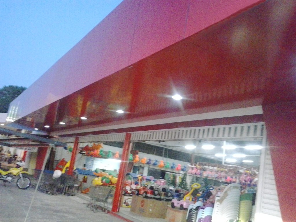 Conhecido Fachada de loja ou Fachada em ACM - Placas Fortaleza UC29
